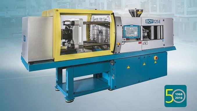 Westerwald Produkt Excellence - Dr. Boy GmbH & Co KG - Spritzgießautomaten