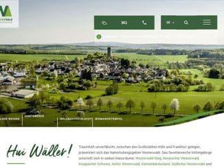 westerwald.info - Neue Internetseite