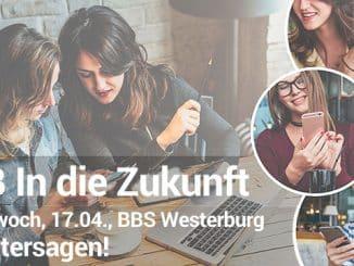 ABIndieZukunft 17.04.2019 BBS Westerburg - Weitersagen!