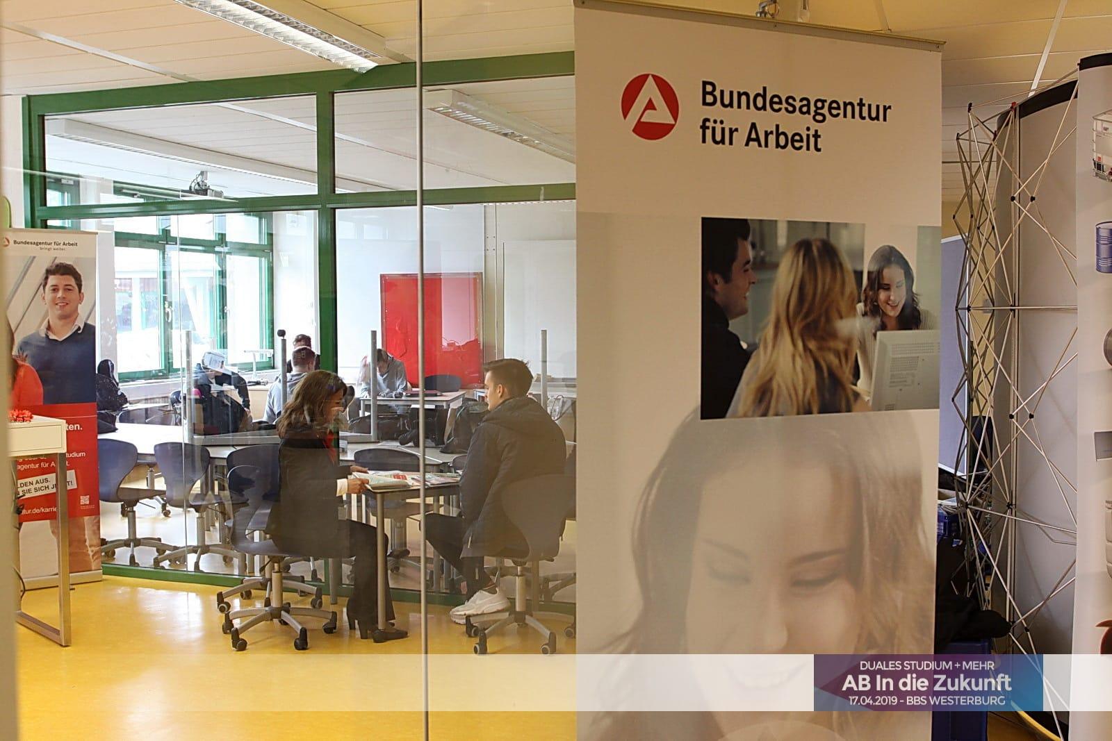 Bundesagentur für Arbeit - AB In die Zukunft - Ausbildungs- und Studieninformationen aus erster Hand - BBS Westerburg