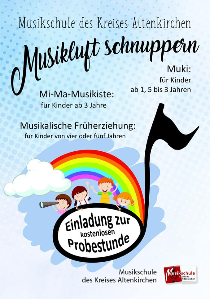 KMS-Schnuppernachmittag