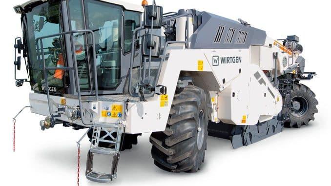 Wirtgen-WR250