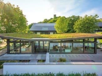 HUF Konzept-Haus AUSBLICK mit HUF-Konnektor