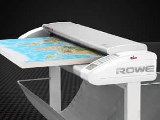 ROTH + WEBER Großformatscanner ROWE Scan 850i