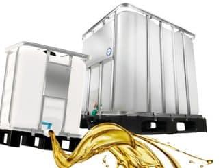 WERIT IBC-Container