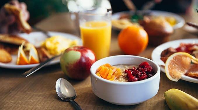 Frühstückstreff für Ehrenamtliche