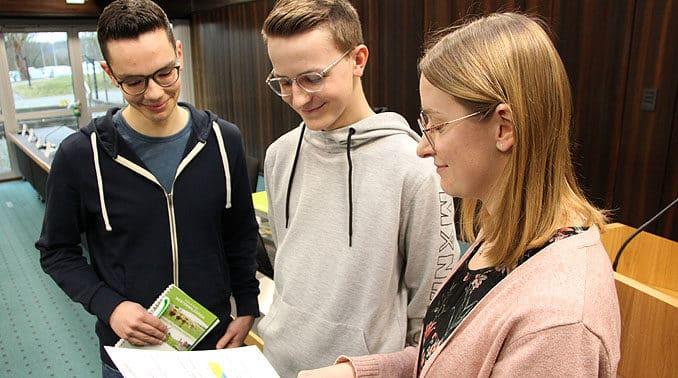 Kreisverwaltung Ausbildung Duales Studium Westerwaldkreis