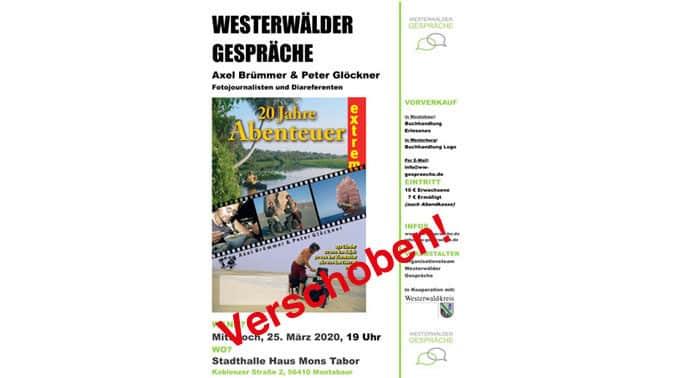 Verschoben: WW-Gespräche_20 Jahre Abenteuer