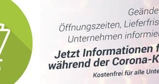 Westerwälder Unternehmen informieren in der Corona-Krise