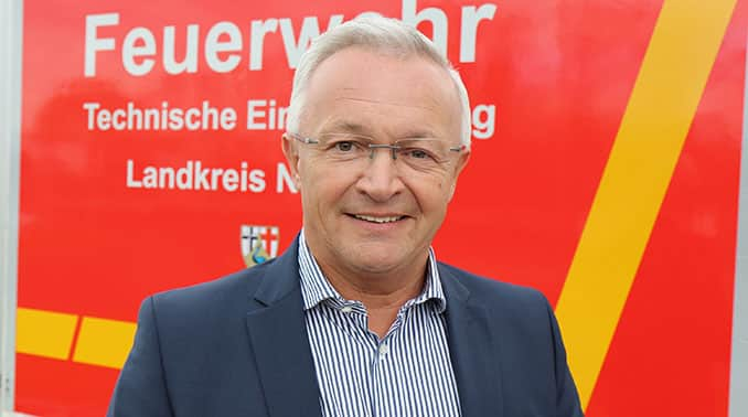 Landrat Hallerbach - Kreis Neuwied