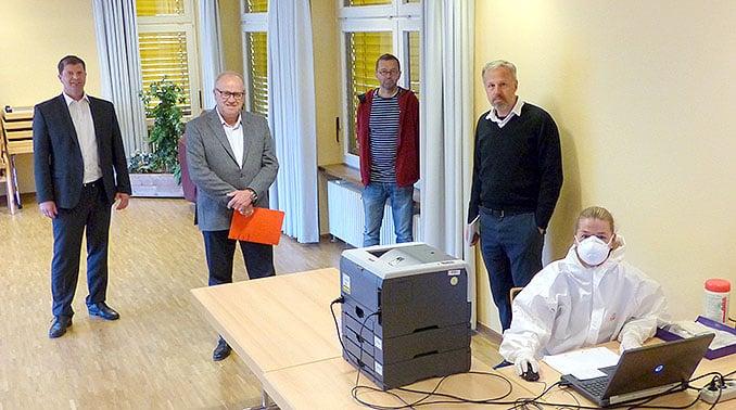 Mudersbacher Praxisgemeinschaft bietet Infektsprechstunde an