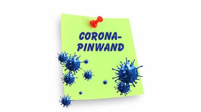 Corona Pinwand Wir Westerwälder - Westerwald
