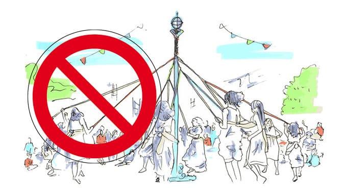 Kreis NR: Kein Tanz in den Mai