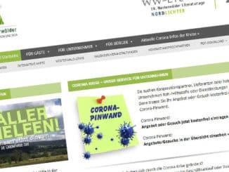 Unternehmenseinträge Corona Wir Westerwälder