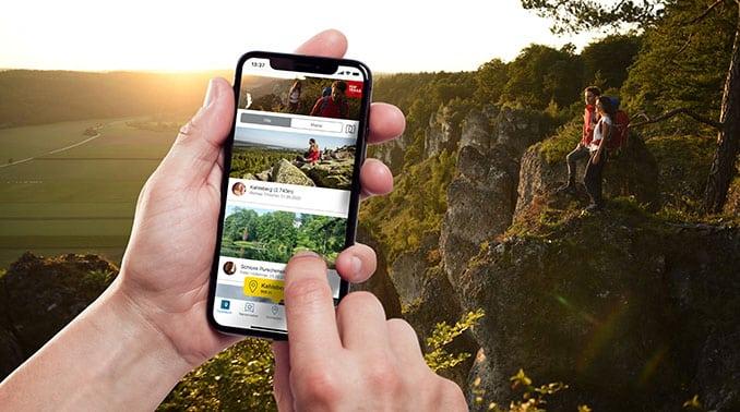 Top Trails of Germany - Digitale Wandernadel