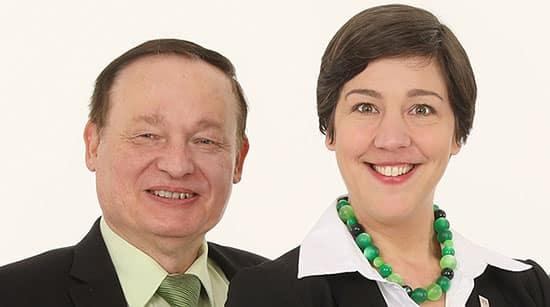 Michale Jodlauck, Katharina Schlag - Wirtschaftsförderungsgesellschaft Westerwaldkreis