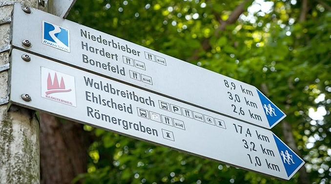 Markierungszeichen der Wäller Tour Klosterweg_Andreas Pacek-678