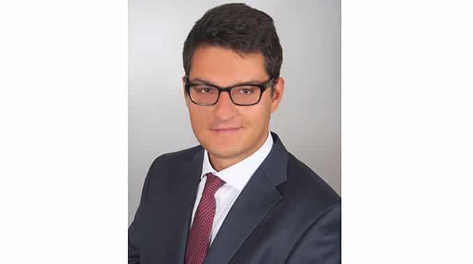 Journalist und Buchautor Adrian Lobe