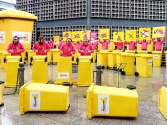 Mülltrennung wirkt - Kampagne der Dualen Systeme