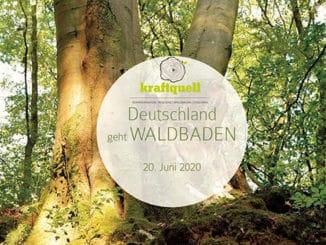 Benefiz-Aktion zu Gunsten der Schutzgemeinschaft Deutscher Wald (SDW) e.V.