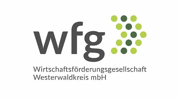 Logo Wirtschaftsförderungsgesellschaft Westerwaldkreis
