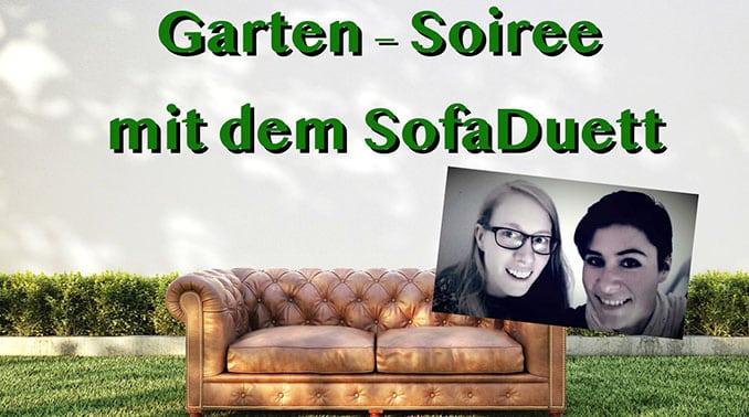 Garten - Soiree - SofaDuett Rennerod