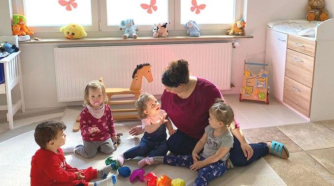 Qualikurs Kindertagespflege