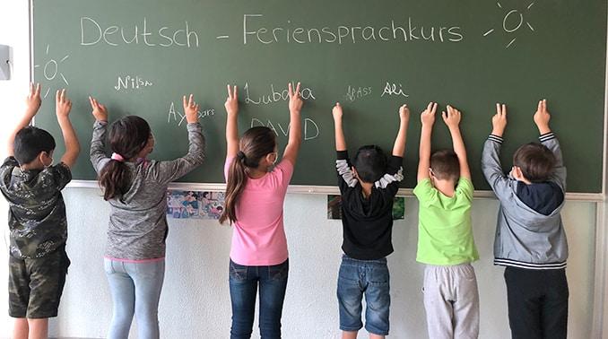 Feriensprachkurs Kreisvolkshochschule Altenkirchen