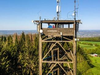 WesterwaldSteig - Raiffeisenturm Beulskopf