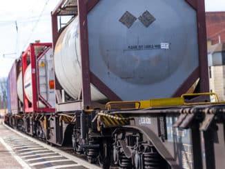Unfall Güterbahnhof Betzdorf
