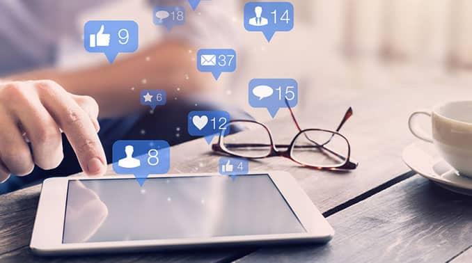Social media wfg ww