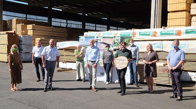 Westerwald Holztage 2021 - van Roje