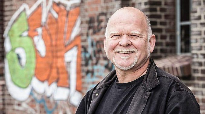 Bernd Gieseking Portrait 2015