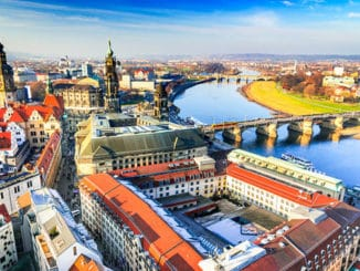 Jugendbildungsfahrt führt nach Dresden