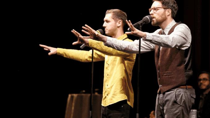 Poetry Slam am 3.Oktober in Selters