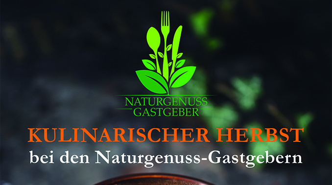 Naturgenuss-Gastgeber-Herbstaktion