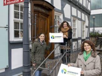 Neues Logo für Tourist Info Hachenburg