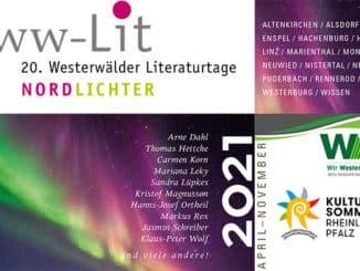 Programm Westerwälder Literaturtage 2021