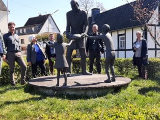 KULADIG Denkmal Raiffeisens in Weyerbusch