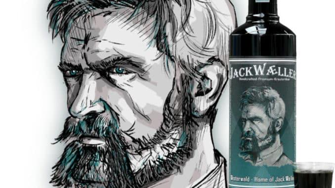 Jack Waeller Kräuterlikör aus dem Westerwald