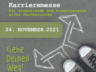 Einladung zum digitalen Career Day am 24.11.2021 der Universität Koblenz-Landau, Campus Koblenz
