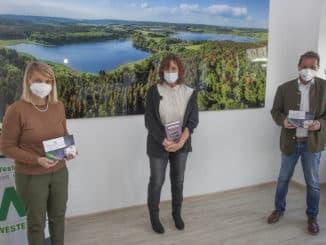 Annegret Held stellt sich den Wir Westerwäldern vor