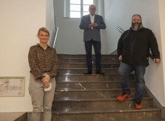 AK Kurier Micha Krämer Autoren Literaturtage Wir Westerwälder