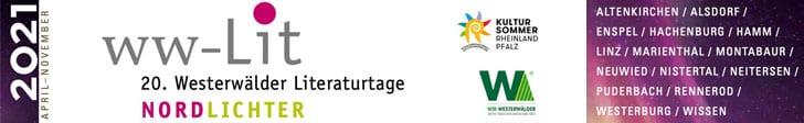 Westerwälder Literaturtage 2021 - NORDLICHTER - Wir Westerwälder
