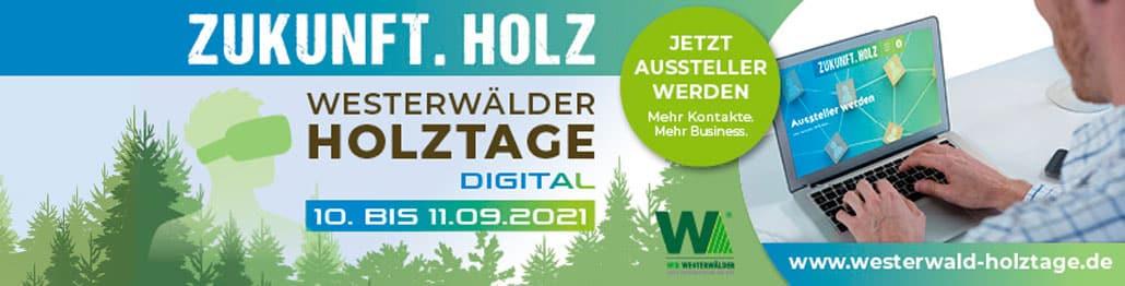 Westerwald Holztage 2021
