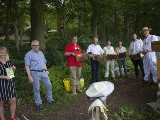 Naturerlebnis: Honig-Bienen im Zoo Neuwied
