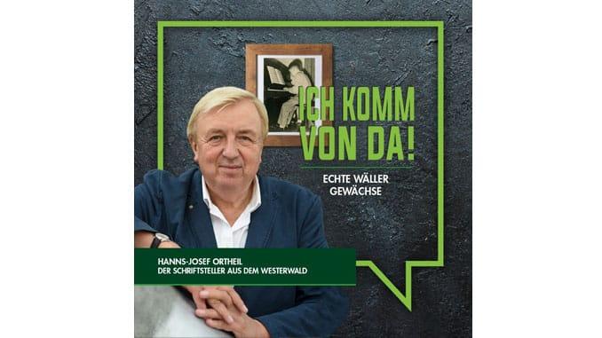 Hanns-Josef Ortheil - Wäller Gewächse
