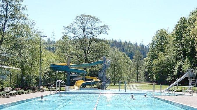 Sommer, Sonne, Schwimmbadwetter - Schwimmbäder im Westerwald
