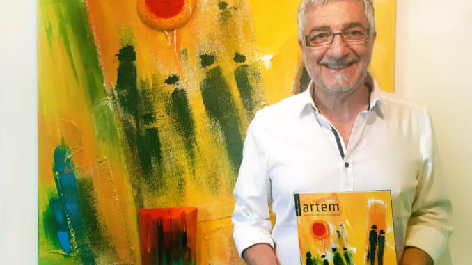 """artem"" portraitiert regionale Kunstszene"