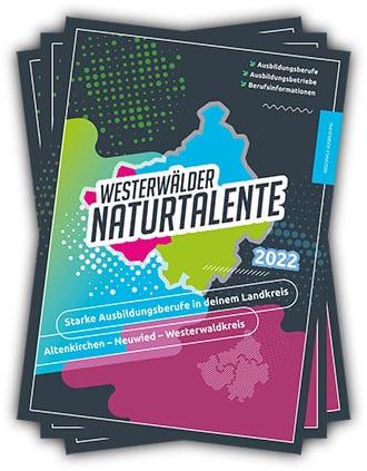 Westerwälder Naturtalente - Azubifibel für Schüler und Ausbildungsbetriebe